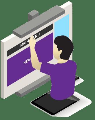 Web Front End Development Services