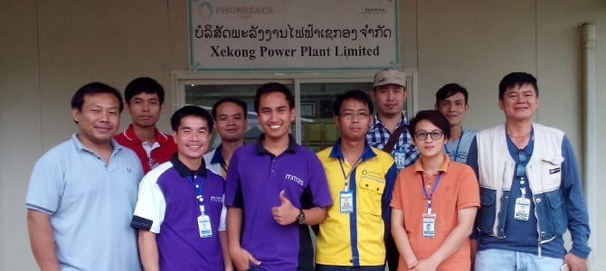 Laos Mine Geomodeling Made Easy with MineScape Stratmodel