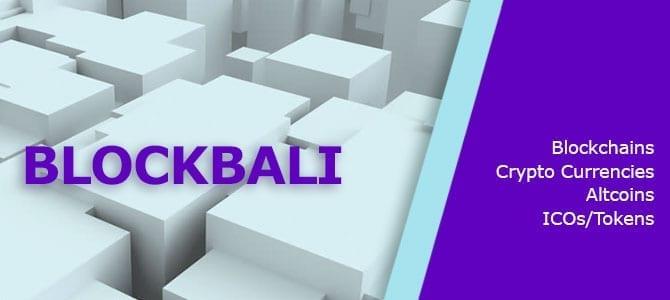 BlockBali Blockchain technologies