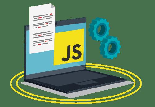 javascript illustration