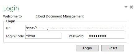 logging cloud document management