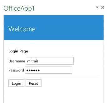 vsto office login page