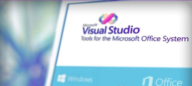 Apps for Office is Hot, Visual Studio Tools for Office (VSTO
