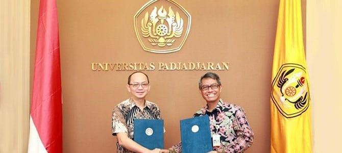 Mitrais Signed an MoU with Padjadjaran University