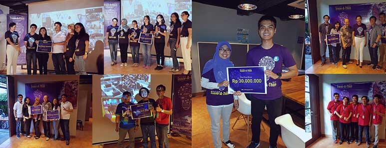 innovathon winner, hackathon by mitrais