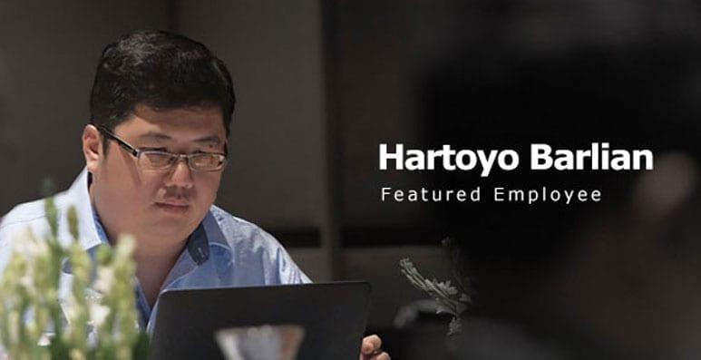 Featured Employee - Hartoyo Barlian