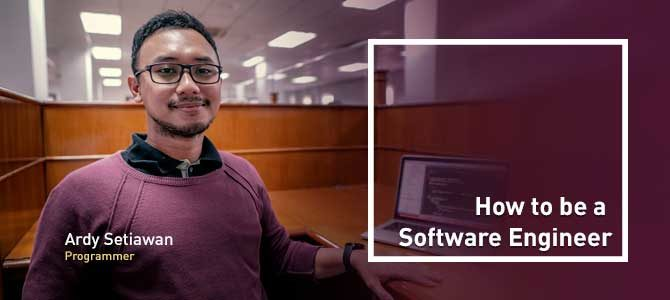 how to be a software engineer blog cover