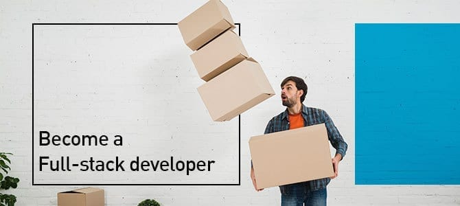Become a Full Stack Developer