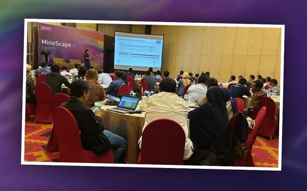 MineScape 6 Launch Balikpapan
