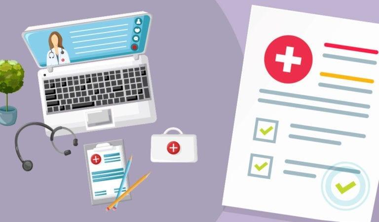Perbedaan Rekam Medis Elektronik dan Catatan Kesehatan Elektronik