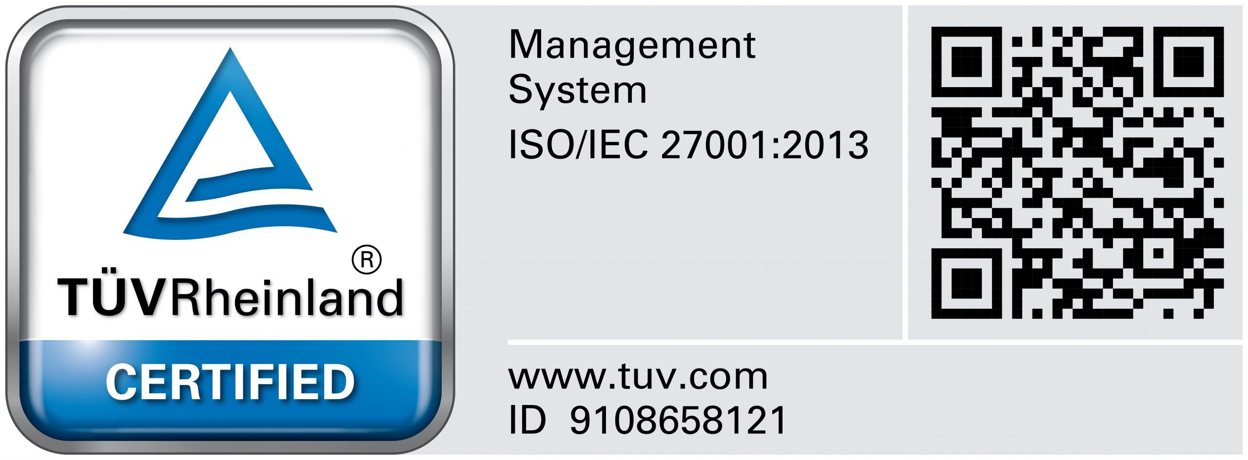 Mitrais - ISO27001:2013