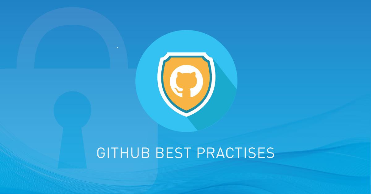 github best practice