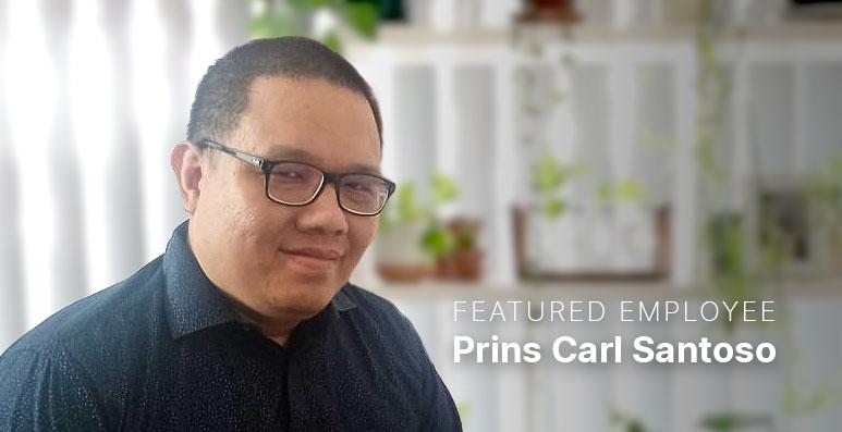 Prins Carl Santoso – A False Start and a Slam Dunk!