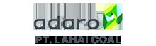 ADARO PT LAHAI COAL