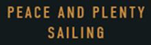 peace and plenty sailing logo